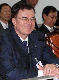 イ・チャム韓国観光公社社長