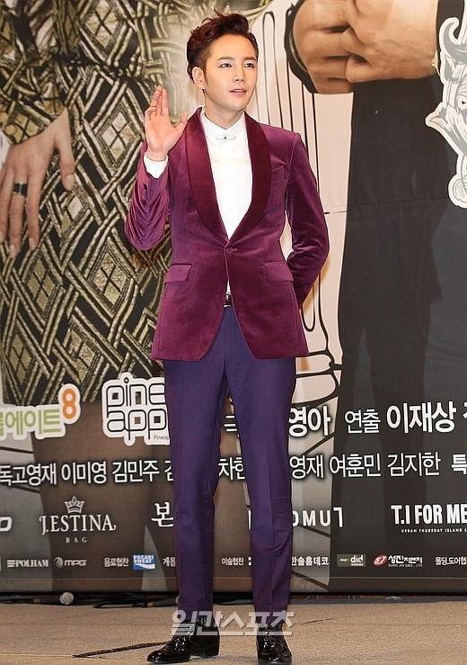 俳優のチャン・グンソク(27)。