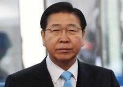 ポスコの鄭俊陽(チョン・ジュンヤン)会長(65)。