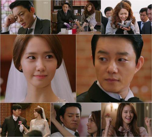ドラマ『総理と私』(写真提供=KBS)。