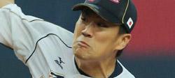 田中将大。