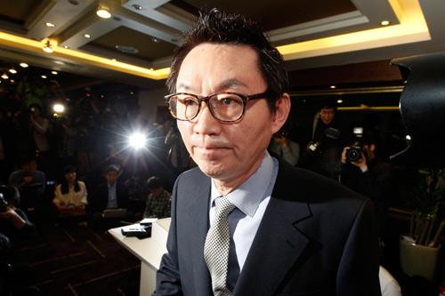 尹昶重(ユン・チャンジュン)元報道官。(写真=中央フォト)