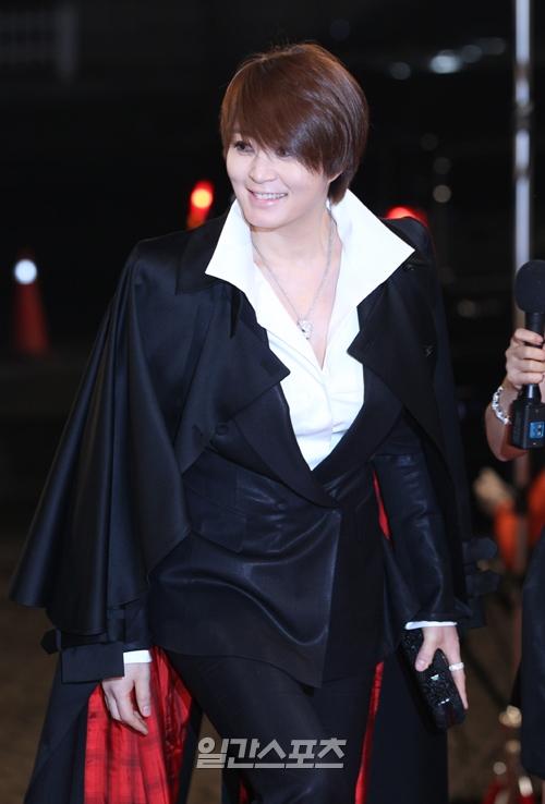 女優キム・ヘス