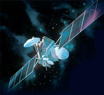 衛星「無窮花(ムグンファ)3号」のイメージ。