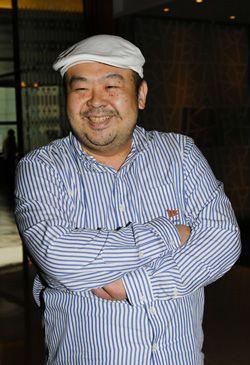 金正男(キム・ジョンナム)(写真=中央フォト)