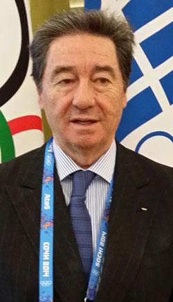 オッタビオ・チンクアンタ国際スケート連盟会長は「次の冬季オリンピック開催国である韓国は(キム・ヨナ選手引退後の)未来を準備しなければならない」と忠告した。