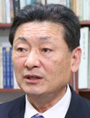 対馬研究院のファン・ベクヒョン理事長