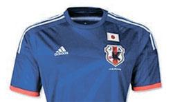 サッカー日本代表のユニホーム