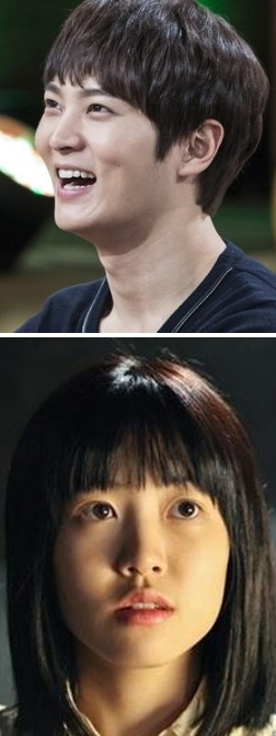 俳優チュウォン(写真上)、女優シム・ウンギョン