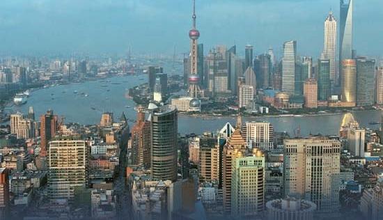 2030年に経済規模が最も大きくなると予想される上海
