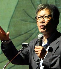 兪弘濬(ユ・ホンジュン)明智(ミョンジ)大学客員教授