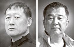 水中捜索・救助作業は熟練した潜水士の命までも脅かす。韓国哨戒艦「天安」爆沈事故当時に死亡した故ハン・ジュホ准尉(左)とセウォル号捜索作業中に死亡した民間潜水士イ・グァンウクさん。