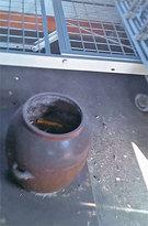 火災が起きた全羅南道長城(チョンラナムド)の「孝実践愛の分かち合い療養病院」別館2階と3階の間の階段に、灰入れの壷が置かれていた。壺の中にはタバコの吸殻もあり、患者は別館の前でタバコを吸っていた。