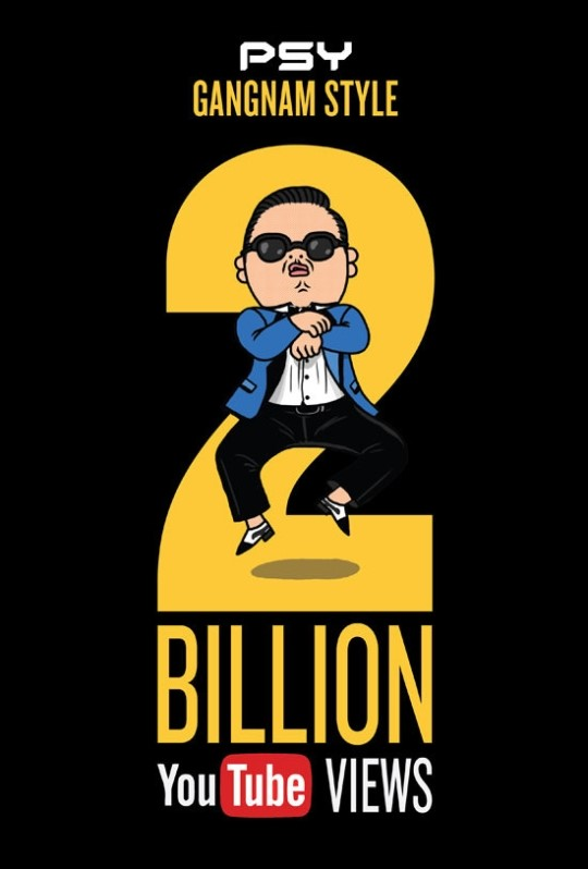 PSYの『江南スタイル』がユーチューブで再生回数20億回を突破した。