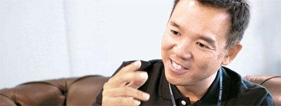 今年で創業20周年を迎えた金正宙NXC代表は先月31日、インタビューで「平凡でない選択をしても容認する社会、新しい試みを受ける柔軟な社会になれば良いだろう」と強調した。(写真=ネクソン)