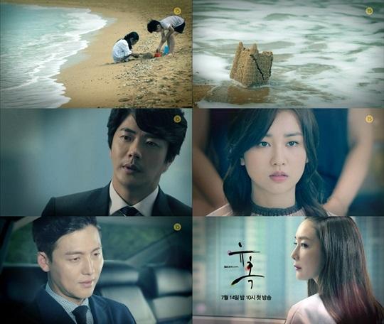 SBS(ソウル放送)の新しい月火ドラマ『誘惑』のティーザー映像