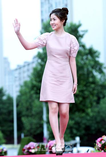 韓国版『のだめカンタービレ』でヒロインの野田恵役へのキャスティングが決定した女優のシム・ウンギョン。
