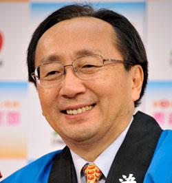 三村申吾青森県知事