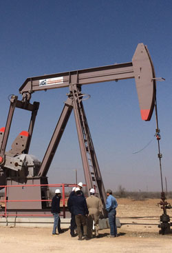SKイノベーションは最近、テキサスのクレーンカウンティーなど米国鉱区2カ所を買収し、韓国企業として初めてシェールガス開発分野に進出した。(写真提供=SKイノベーション)