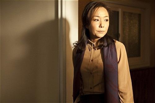 女優キム・ジナ