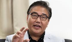 朴振(パク・ジン)元国会外交通商統一委員長。