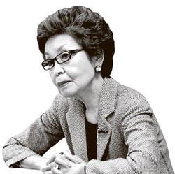 塩野七生(77)