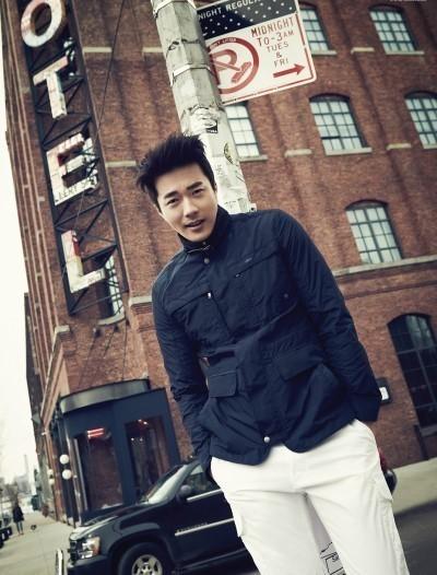 俳優のクォン・サンウ(写真=スーパーカンパニー)