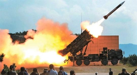 パトリオットミサイル