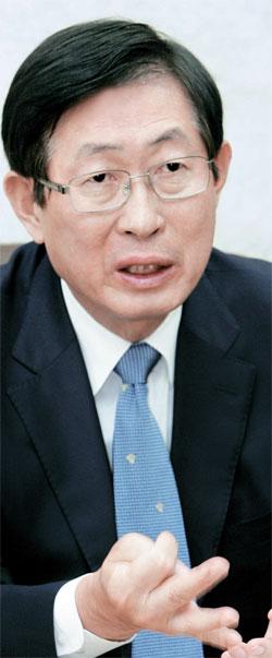 趙煥益(チョ・ファンイク)韓国電力社長は27日に開幕するアジア・太平洋電力産業カンファレンスについて「韓国がブルーオーシャンを開拓できる良い機会」と話した。(写真=韓国電力)