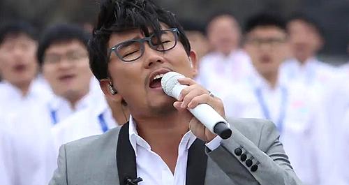 歌手イ・スンチョル