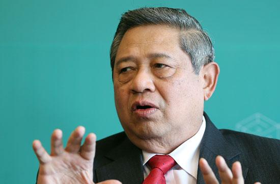 グローバルグリーン成長研究所(GGGI)の新任議長に就任したスシロ・バンバン・ユドヨノ元インドネシア大統領は「アジアが主軸になった特別な国際機構だけに、人脈と経験を総動員して育てる」と強調した。