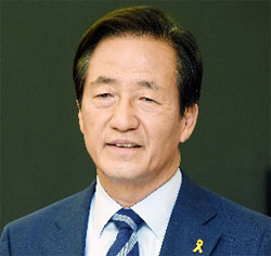 鄭夢準(チョン・モンジュン)大韓サッカー協会名誉会長
