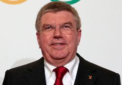 トーマス・バッハIOC委員長