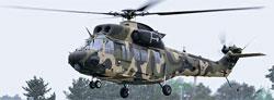 韓国型機動ヘリコプター「スリオン」(写真=中央フォト)