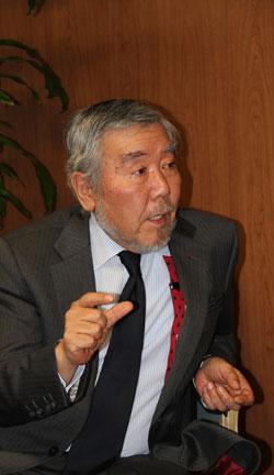 野上理事長は「慰安婦問題の解決に対する韓国の基準が明確でない」と述べた。
