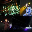 俳優イ・ジュンギの日本3大都市ツアー「2014-15 LEE JOONGI ASIA TOUR 『Together』」の様子。