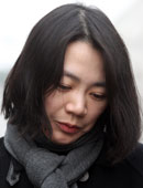 趙顕娥(チョ・ヒョンア)前大韓航空副社長(41)