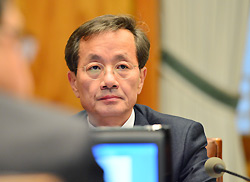 金英漢(キム・ヨンハン)青瓦台民政首席秘書官(写真=青瓦台写真記者団)