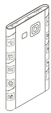来月ベールを脱ぐギャラクシーS6に、両側面にもディスプレーが搭載されるデュアルエッジが適用される見込みだ。