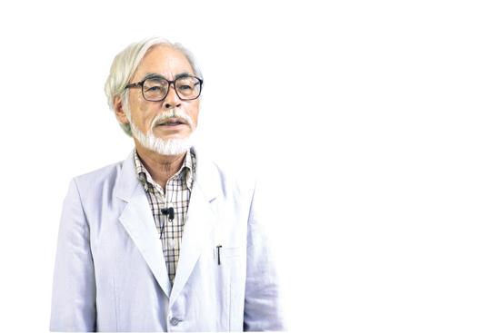 宮崎駿氏(写真=中央フォトDB)