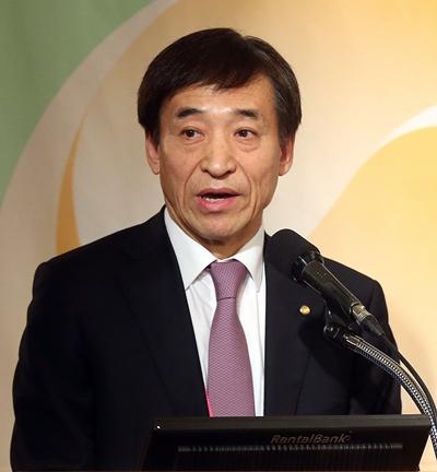 韓国銀行の李柱烈総裁(写真=中央フォト)