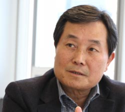サムスン物産のキム・ギョンジュン副社長(61)