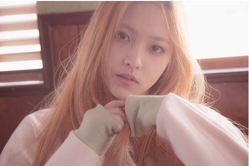 Red Velvetの新メンバーのイェリ(写真提供=Red Velvetフェイスブックのキャプチャー)