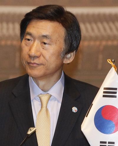 尹炳世(ユン・ビョンセ)外交部長官(写真=中央フォト)