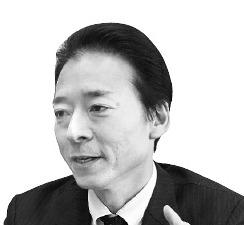 安川電機管理部長の林田歩氏
