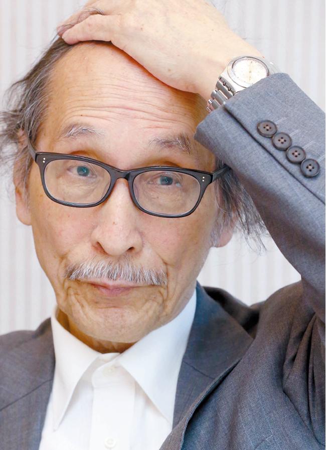 和田春樹東京大学名誉教授(77)