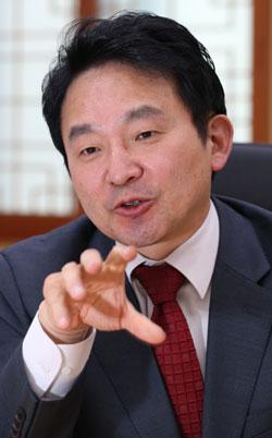 元喜龍(ウォン・ヒリョン)知事は「北朝鮮の済州(チェジュ)フォーラム出席が今年は実現できず残念」と話した。(写真=済州道)
