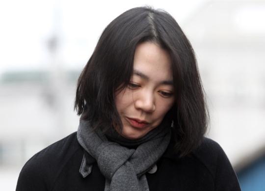 趙顕娥(チョ・ヒョンア)前大韓航空副社長(写真=中央フォト)