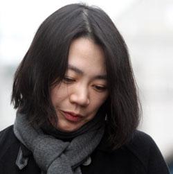 趙顕娥(チョ・ヒョンア)前大韓航空副社長(42)