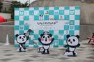 パンダたちは31日(日)はNソウルタワーに移動。その後、韓国全国7ヶ所でのプレイベントを終え、7月に蚕室(チャムシル)のロッテワールドモール前でメイン展示が行なわれる予定です。日本未上陸の話題のパンダたちと韓国でたわむれましょう!